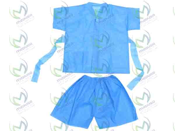 خرید و فروش لباس یکبار مصرف بیمارستانی