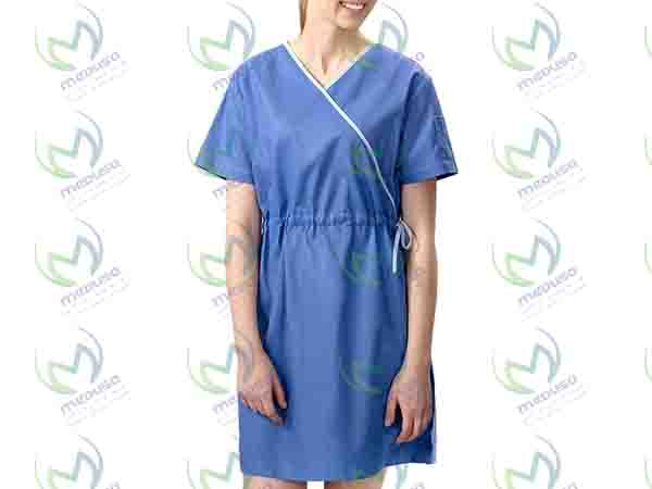لباس یکبار مصرف بیمارستانی ارزان قیمت