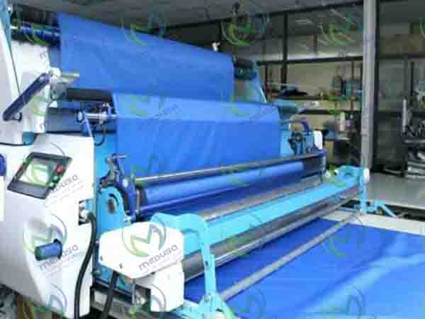 کارخانه تولید پارچه بیمارستانی