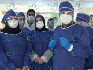 قیمت دوخت و فروش لباس بیمار در تبریز