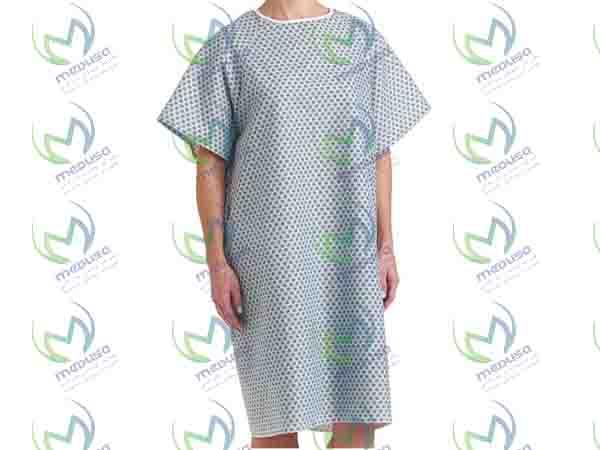 گان لباس یکبار مصرف بیمارستانی