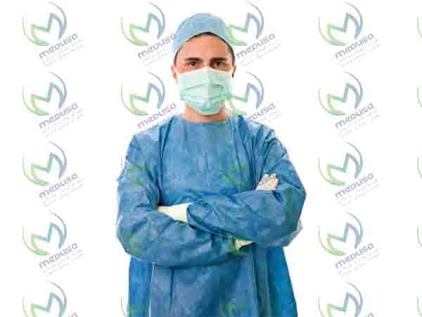 پارچه گان جراحی پارچه ای