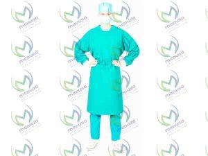 قیمت گان جراحی لمینت شده