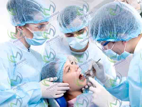 خرید گان جراحی دندانپزشکی یکبار مصرف