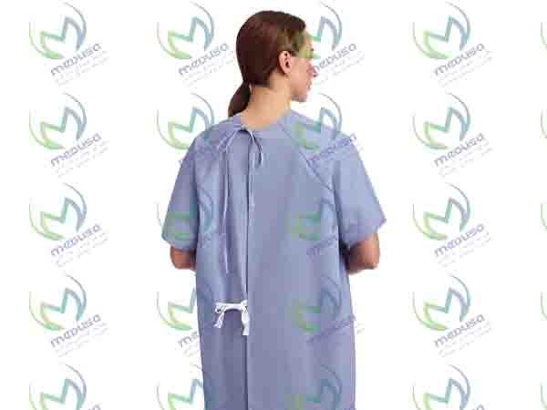 صادرات لباس یکبار مصرف بیمارستانی با کیفیت ایرانی
