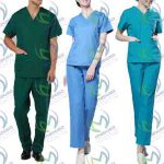 کمترین قیمت لباس بیمار تترون بیمارستانی