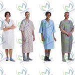 فروش و عرضه لباس یکبار مصرف بیمارستانی ارزان قیمت در سراسر کشور