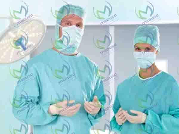 قیمت گان جراحی استریل و غیر استریل در خرید عمده