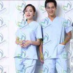 خرید لباس بیمار بیمارستانی یکبار مصرف بی واسطه از تولید کننده